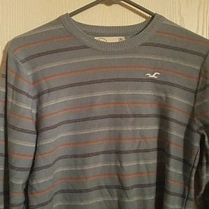 HOLLISTER - Men's Sweater Long Sleeve, Size Small
